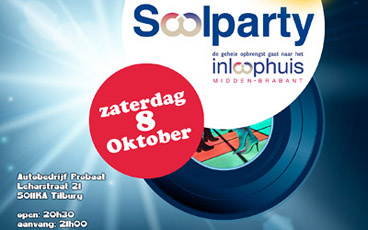 zaterdag 8 oktober 2016 Soolparty