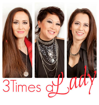 Three Times a Lady Soulparty bij auto Probaat